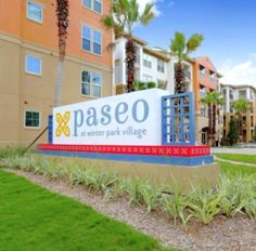 Waiting for a sign that it's time to make a move? Here it is. #paseoliving #winterparkvillage  Paseo at Winter Park Village Luxury Apartments in Winter Park, FL   www.paseoliving.com