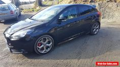 FORD FOCUS ST2 2013 #ford #250 #forsale #unitedkingdom