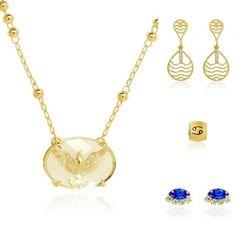 Estas lindas peças você só encontra aqui www.mercadodejoias.com    @shoppingalianca    #semijoias #acessorios #Jewel #amei #brincos #itgirl #moda #tendencias #jewelry #today #amomuito #saopaulo #estilo #glamour #folheados #bruto #bijouterias #bijoux #altabijoux
