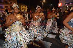 Tout Bet a fé ka kléré Fodfwans ! - Carnaval de Martinique 2016 :