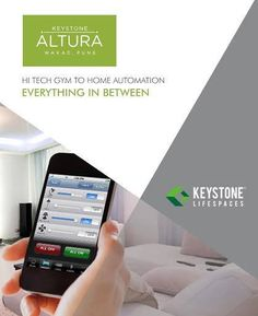 Keystone Altura  From Hi Tech Gym To Home Automation Everything In Between  www.keystonelifespaces.com  #keystone #keystonebuilders #realestate #luxury #luxurioushouse #realtor #propertymanagement #bestpropertyrates #homesellers #bestexperience #homebuyers #dreamhome #mumbai