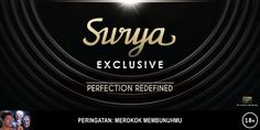 Surya Family ~ Brand ~ Gudang Garam Family Brand, Movie Posters, Film Poster, Popcorn Posters, Film Posters