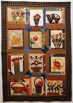 Quilts | Pam Kay – Fiber Artist