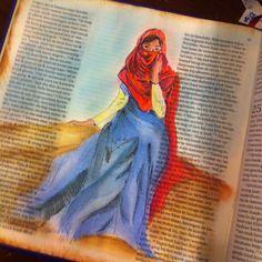 Rebecca. Journaling bible