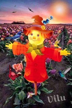 Bem-vinda Primavera!!! - Virginia Lucia Campos Mendonça