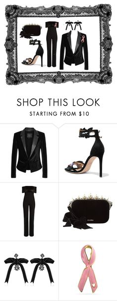 """""""DARE TO BE BOLD"""" by destinystarheaven ❤ liked on Polyvore featuring Paige Denim, Valentino, Galvan, Miu Miu, Dsquared2 and Bling Jewelry"""