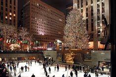 #WinterInNYC The 9 Best Places to Go in New York City for Holiday Cheer