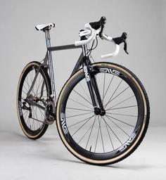 Firefly Embrocation Cyclocross bike