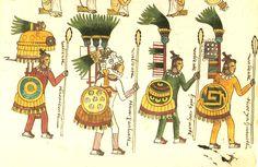4 ressources TICE autour des Aztèques   Collège + Lycée (Mythes et héros) :