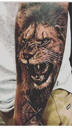 Badass Arm Tattoos For Men #tattoosformenbadass