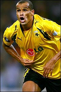 Rivaldo---AEK Athens Athens, Fifa, Healthy Food, Legends, Have Fun, Greek, Soccer, Football, Sports