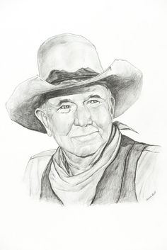 Walter Brennan Pencil Sketch by TheWesternDesk on Etsy Pencil Portrait Drawing, Caricature Drawing, Portrait Sketches, Cool Art Drawings, Pencil Art Drawings, Art Drawings Sketches, Charcoal Drawings, Bigfoot Photos, Artist Pencils