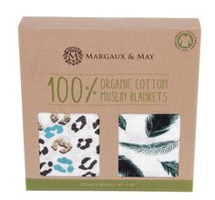 Margaux & May 100% Organic Cotton Blankets for Baby Review and Giveaway http://www.heartofaphilanthropist.com/blog-stuff/margaux-may-organic-baby-blankets-giveaway