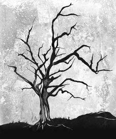 dead tree <3