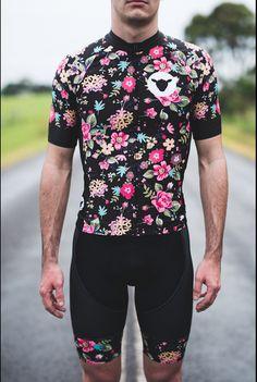 Floral Finn by Black Sheep Cycling http://www.blacksheepcycling.cc/