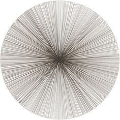 Tisch New York Graphic Lines Coaster (660 RUB) ❤ liked on Polyvore featuring home, kitchen & dining, bar tools, circles, decor, filler, black, circular, round and round coasters