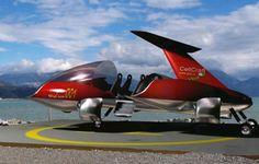 Carros Voadores do Futuro.