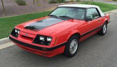 Hemmings Find of the Day – 1985 Ford Mustang GT