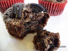 RECELANDIA: Oreo Muffins