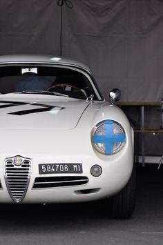 Alfa Romeo sports cars