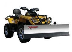 ATV Snow Plows: Models to Consider