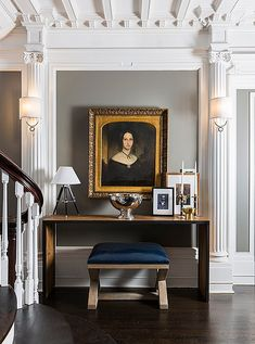 Makeup icon Bobbi Brown can add hotelier to her resume thanks to her latest project, The George Inn, a boutique hotel in Montclair, New Jersey. Modern Interior Design, Interior Design Inspiration, Living Area, Living Spaces, Living Room, Bobbi Brown, Brown Hotel, Hotel Boutique, Colonial