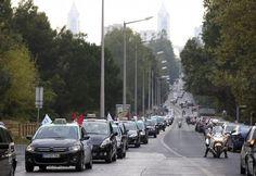 Taxistas mantêm bloqueio ao aeroporto - Cm ao Minuto - Correio da Manhã