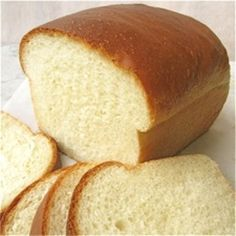 Classic Sandwich Bread-delicious for a simple white bread!