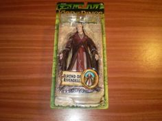 Lord of the Rings Action Figure New Sealed Elrond of Rivendell RARE | eBay