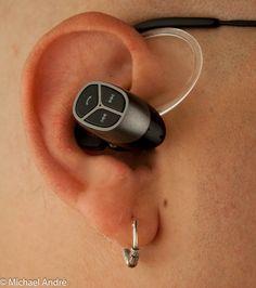 Allerlei Zeugs: Testmodus - Bluetooth Headset Gaoye T9 KLEIN