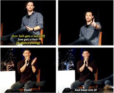 [SET OF GIFS] I love everything about this gifset. #ChiCon2013