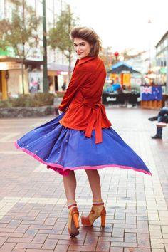 Vintage Style - Trends - Vintage - Fashion - Women's Wear