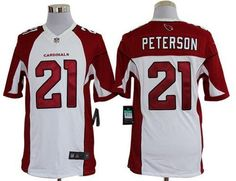 NFL Jersey's Mens Arizona Cardinals Patrick Peterson Nike Black Alternate Game Jersey