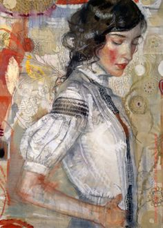 charles dwyer art | framed no 12 2006 mixed media by charles dwyer work