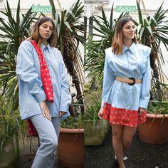 Découvrez tout le processus de transformation d'une robe Kiloshop sur notre article de journal dédié. Cover Up, Jackets, Dresses, Journal, Style, Inspiration, Fashion, Haute Couture, Recycling