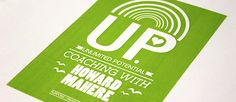 Howard Mahere's UP logo