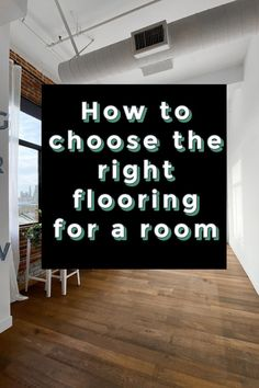 How to choose the right flooring for your home and a look at the various options available for a lovely floor. Getting the floor right can make a huge difference to the look and feel of a room. Here are some tips to help you pick #floor #flooring #renovation #home #interiors Cheap Vinyl Flooring, Cork Flooring, Beautiful Space, Beautiful Homes, Multi Storey Building, Types Of Flooring, Floor Patterns, Home Hacks, Simple House