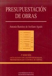 Presupuestación de obras / Antonio Ramírez de Arellano.   Signatura 41 RAM 1. No catálogo:  http://kmelot.biblioteca.udc.es/record=b1522242~S1*gag