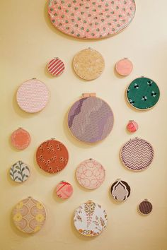 It might not be fair to post a pin from Design Sponge, but seriously this is SO cute. Hmmm... easter decorations, anyone?