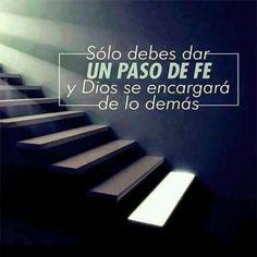 Paso de fe