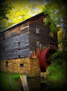 Piercy's Mill, Greenbrier County, WV