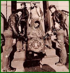 New York City street gangs in the 70's