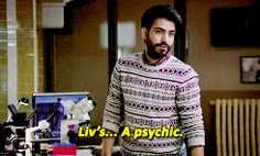 My favorite part of iZombie ep. 1