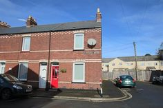 2 bed end terrace house for sale in Tavistock Road, Exeter EX4 -              £220,000