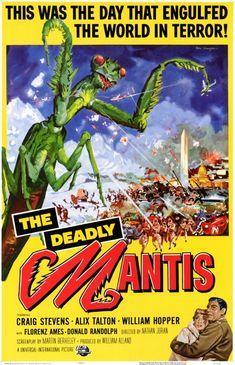 The Deadly Mantis.....1957