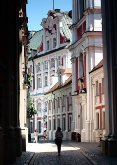 "Poznan, Poland • ""Poznan, Old Town"" by Marek Mozalewski on http://500px.com/photo/8625218"