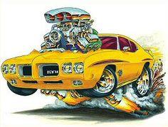 GTO Toons
