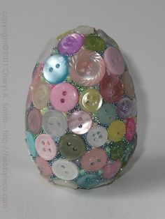 button crafts projects | Button Crafts - Photos and ideas for crafting with buttons.