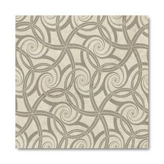 4 in. Hand Printed Modern Light Limestone Tile - Set of 16 | Shop at the Foundary