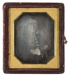 Mexican War Daguerreotype of U.S. Grant, Previously Unpublished, & Only Surviving Example, - Cowan's Auctions